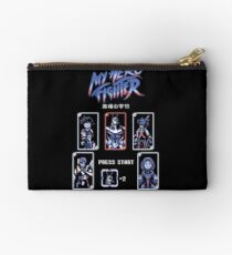 My hero figther Zipper Pouch