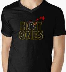 Hot Ones  Men's V-Neck T-Shirt