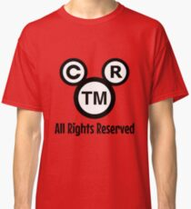TAKING THE MICKEY AGAIN Classic T-Shirt