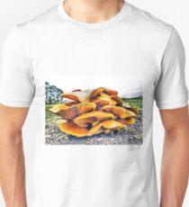 Mushroom Multistorey Mansion Unisex T-Shirt