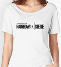 Rainbow Six Siege Women's Relaxed Fit T-Shirt