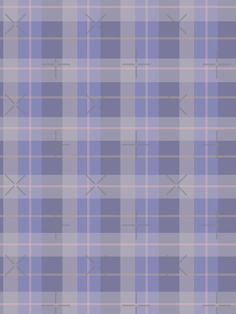 AFE Purple Plaid Pattern by afeimages1