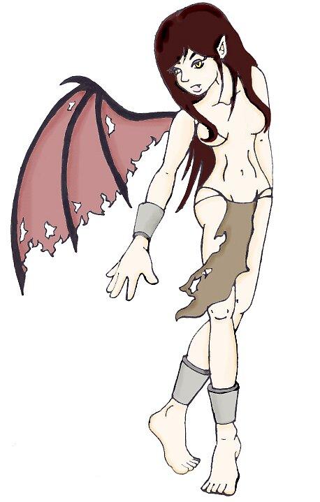 Demoness by naughtynekoSA