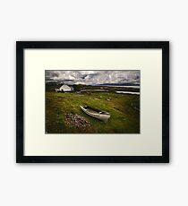 Country Ireland.  Framed Print