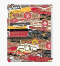 Cigar Bands iPad Case/Skin
