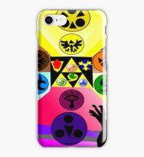 Hyrule Historia iPhone Case/Skin