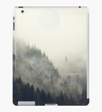Vinilo o funda para iPad Forest Moon