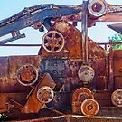 rusty mechanism by Manon Boily