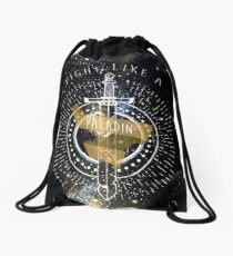 Galaxy & Fantasy PALADIN Drawstring Bag
