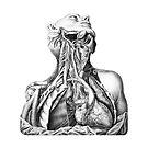 Anatomical Head and Torso by Zehda