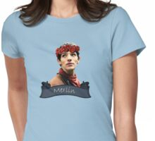Merlin Womens Fitted T-Shirt