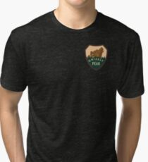 Grizzly Peak Tri-blend T-Shirt