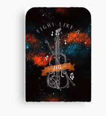 Galaxy & Fantasy BARD Canvas Print