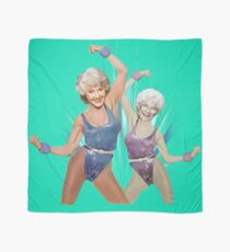 Golden Girls Workout Scarf