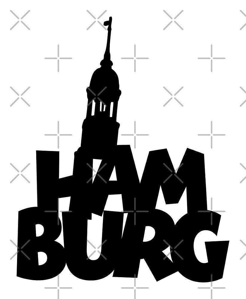 Hamburg by theshirtshops