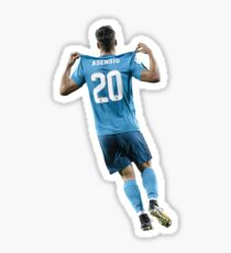 Marco Asensio Sticker
