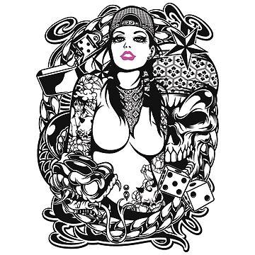 Nice Woman by jairodota10