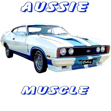 Ford Cobra Aussie Muscle by 1StopPrints