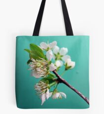 Still Life with Spring Tote Bag