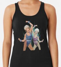 Golden Girls Workout Racerback Tank Top