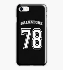 D. Salvatore 78 - 2 iPhone Case/Skin
