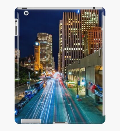 Queen Street West iPad Case/Skin