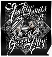 we have a good day  Poster