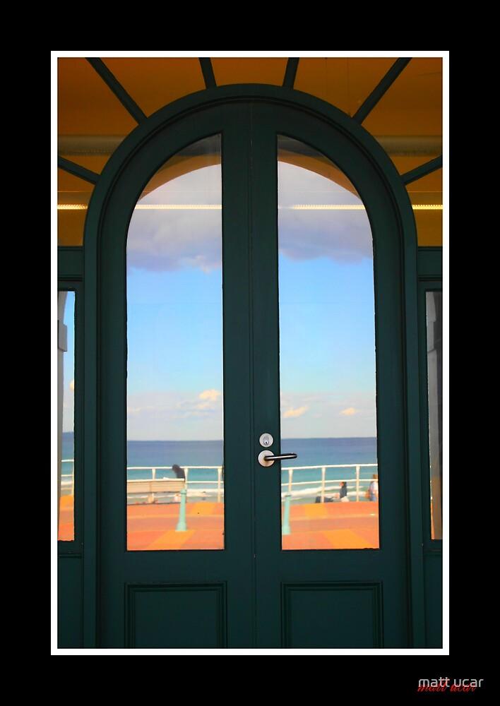 window by matt ucar