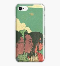 Migos Grunge iPhone Case/Skin