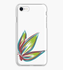 Primary Butterfly iPhone Case/Skin