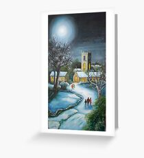 Church, another version Greeting Card