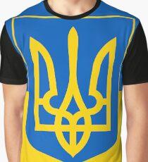 UKRAINE Grafik T-Shirt