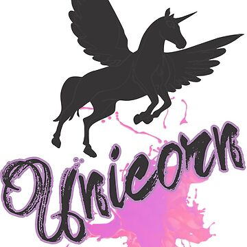 unicorn t shirt by Ragazzi