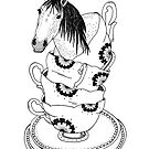 Teacup Horse by Ashley Fiona by EasyHorseCare