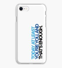 Dear Evan Hansen - You're You iPhone Case/Skin