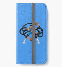 Mr. Triple Double Westbrook  iPhone Wallet/Case/Skin