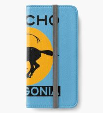 GAUCHO, PATAGONIA iPhone Wallet/Case/Skin