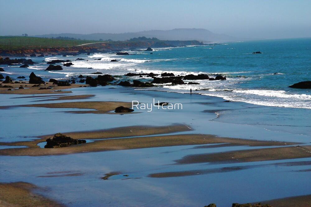 California Coastline by Ray4cam