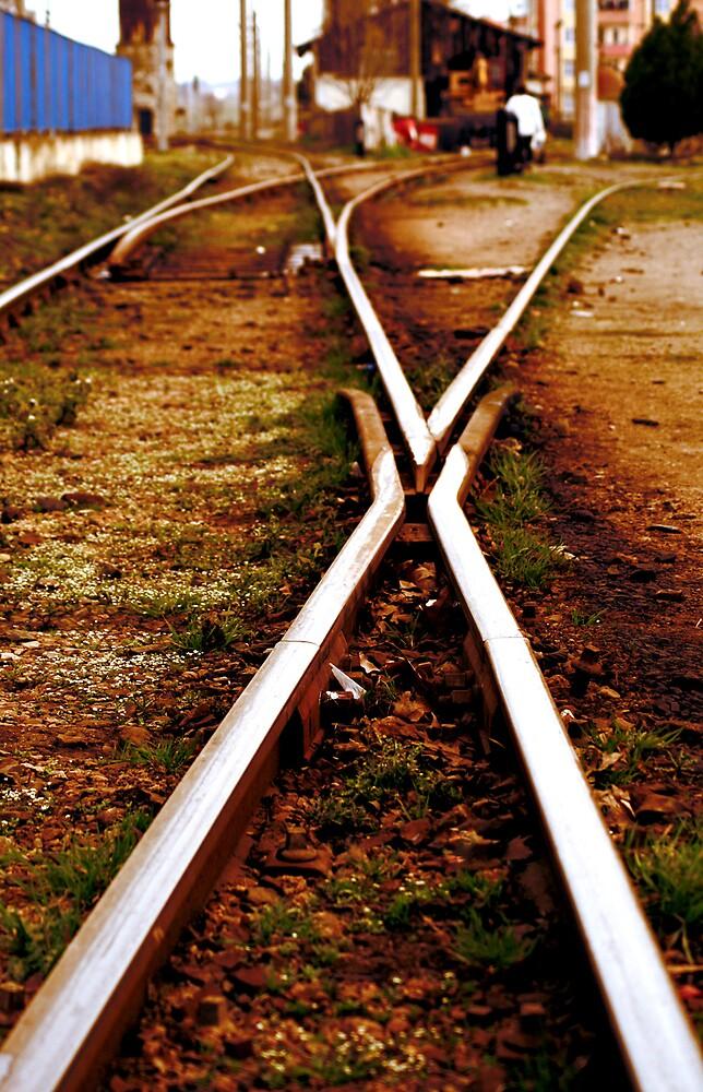 Crossroads by Filiz A