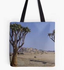 Quiver Trees standing sentinal Tote Bag