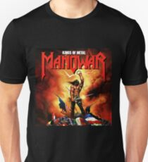 Manowar King of Metal T-Shirt