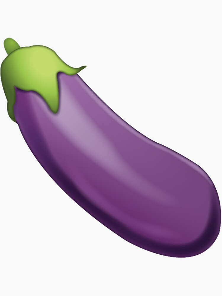 Auberginen Emoji