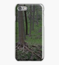 Roots of the Wood iPhone Case/Skin
