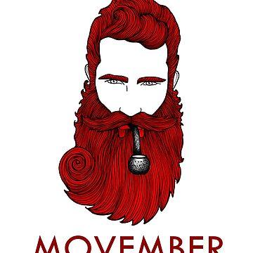 No Shave November by whatajayf