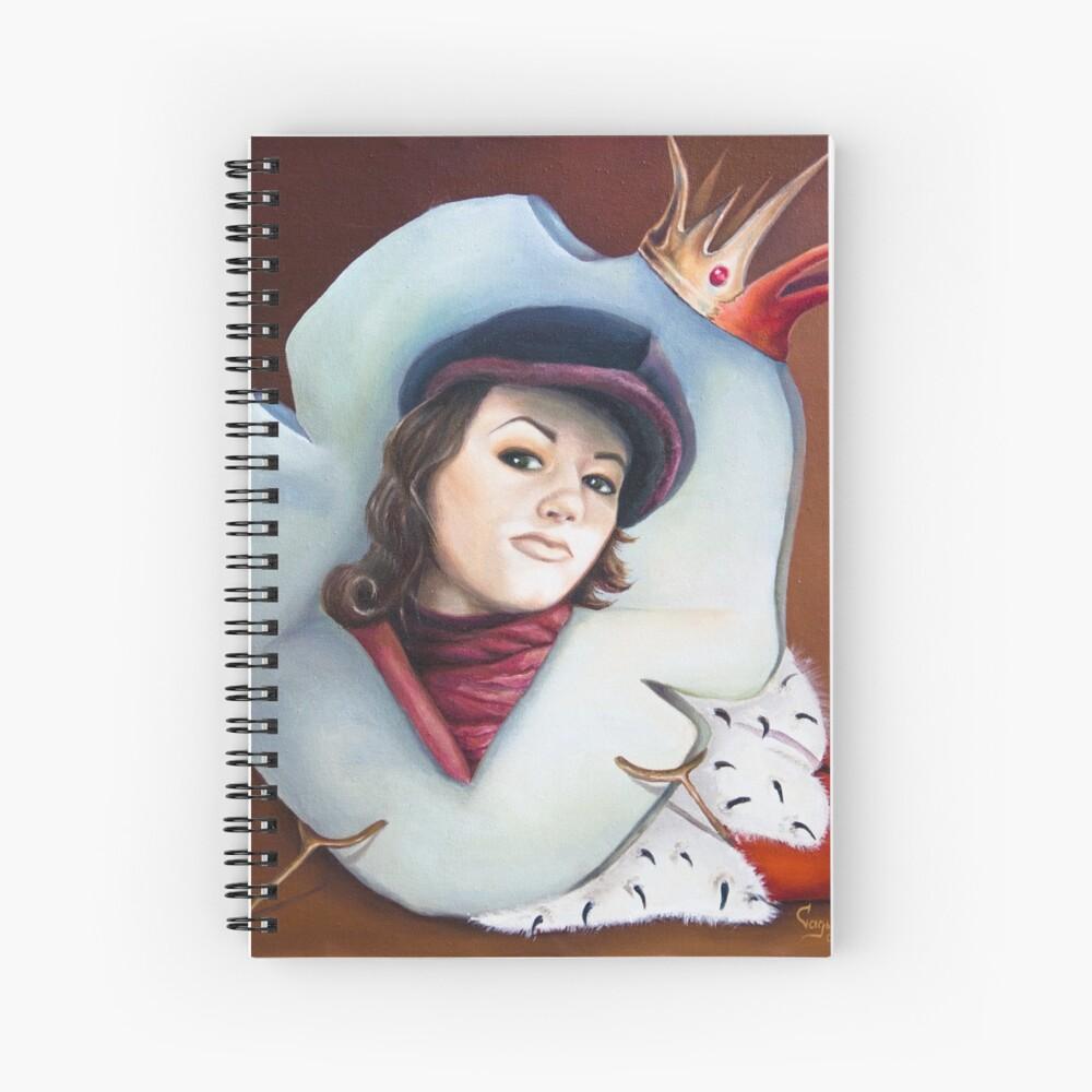 corona Cuaderno de espiral