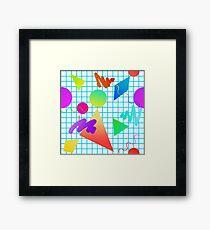 Pop of Color Framed Print