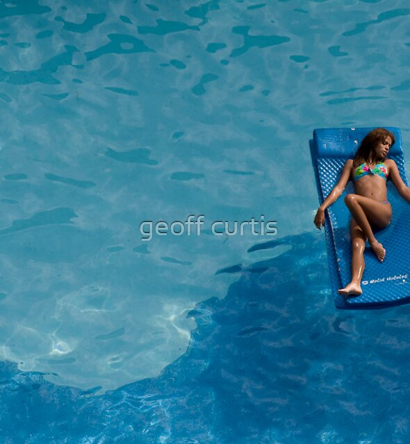 Blue Moves by geoff curtis
