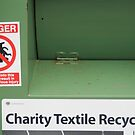 Recycling Danger by AndrewBlackie