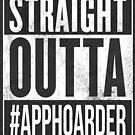 Straight Outta #Apphoarder by Sheri Ann Richerson