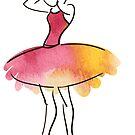 ballerina von OlgaBerlet